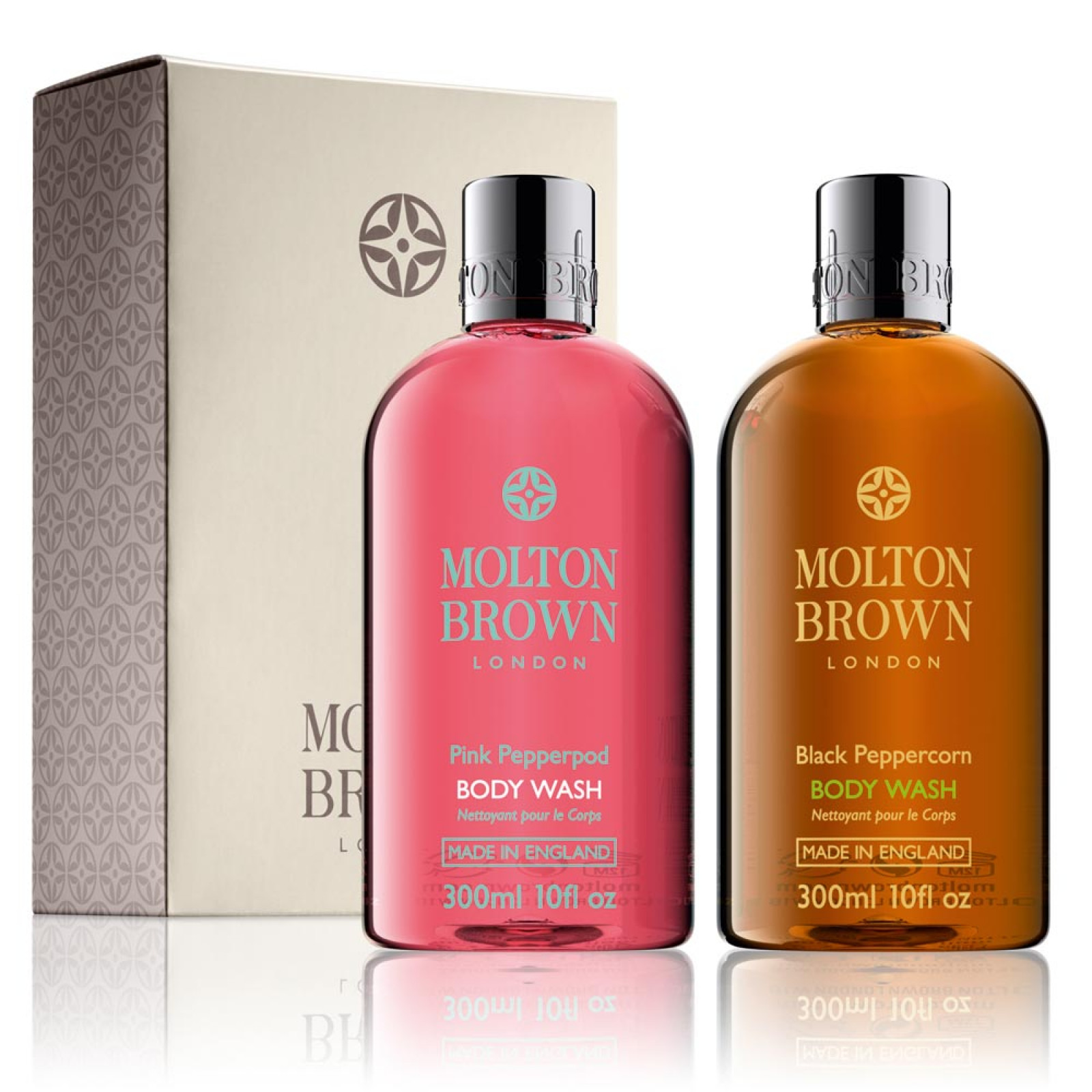 Molton Brown • 2 × 300 ml Bodywash