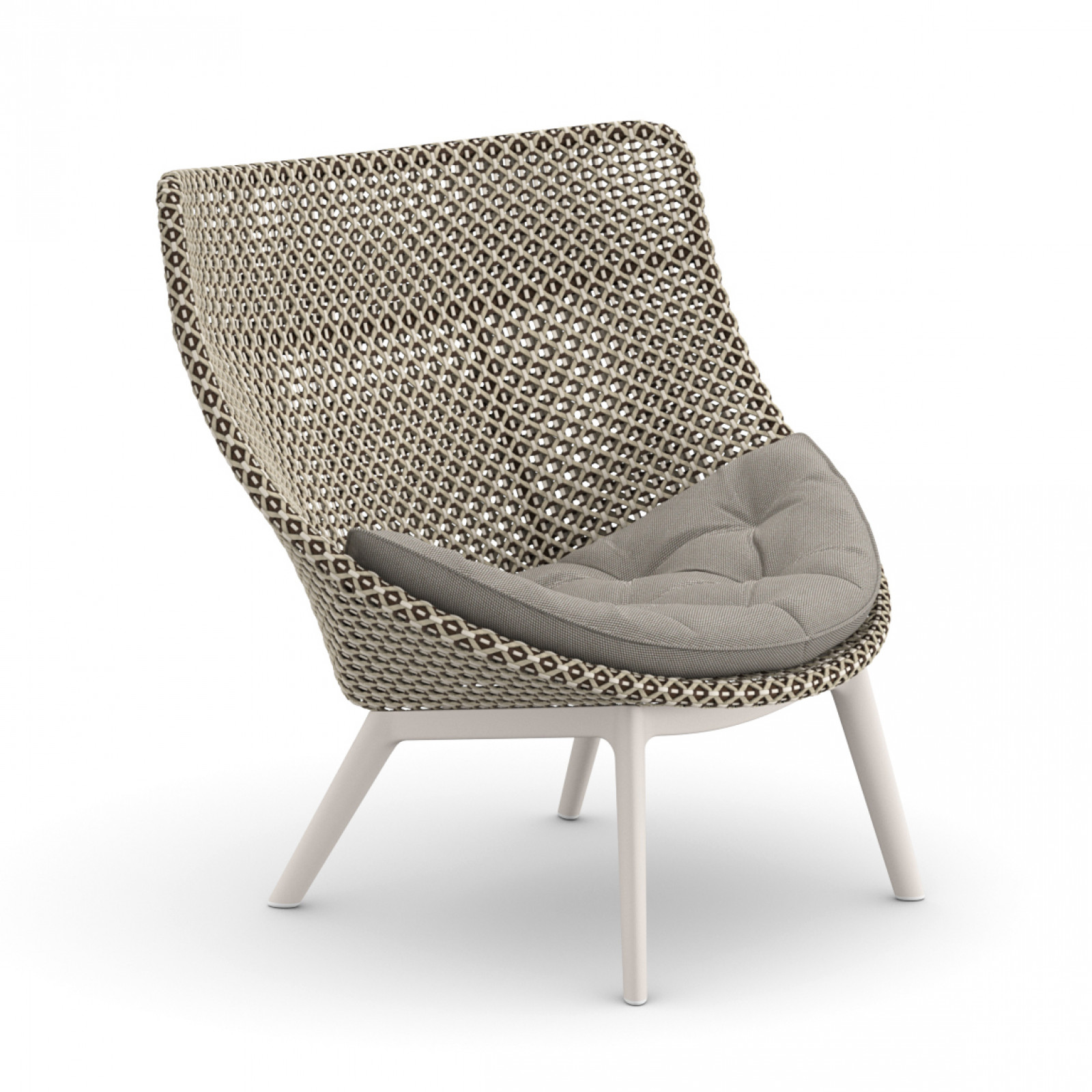 DEDON MBRACE Pepper + Cool Taupe